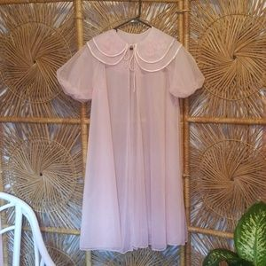 Baby Pink Vintage nightgown
